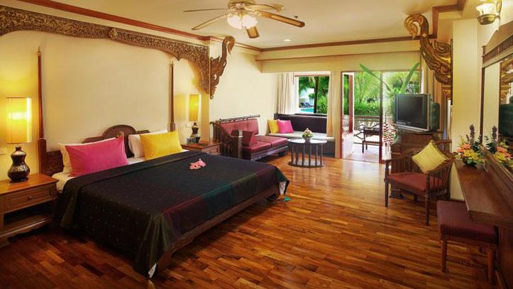 thai village chambre