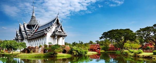 Thailande-Bangkok-Sanphet-Prasat-Palace