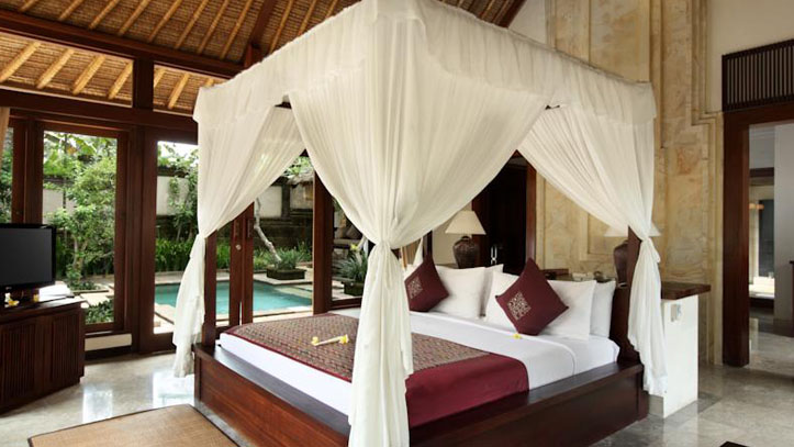 Ubud village resort chambre double