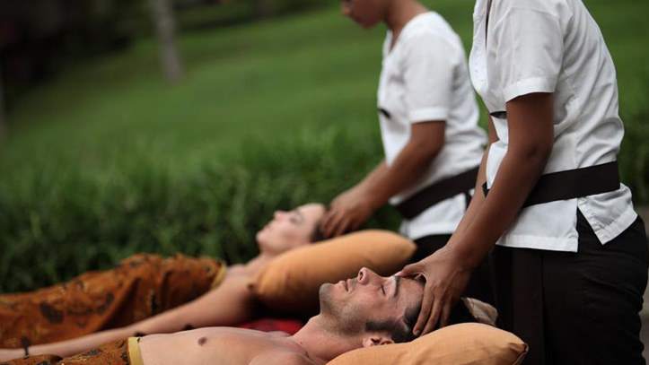 Ubud village resort spa