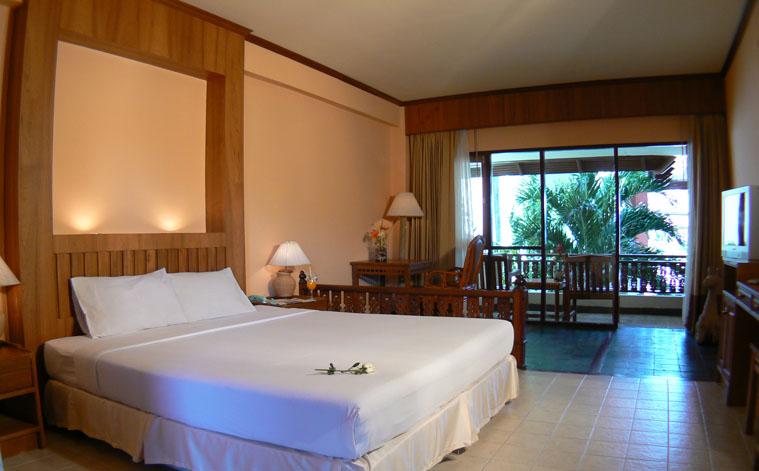 chambre aloha resort