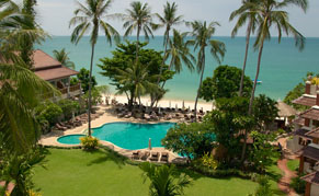 Hotel Aloha à Koh Samui, Thailande