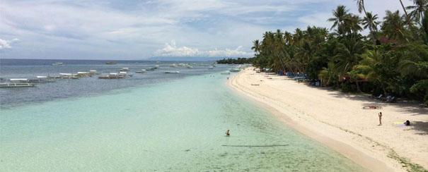 Plage de l'Amorita Resort, Philippines