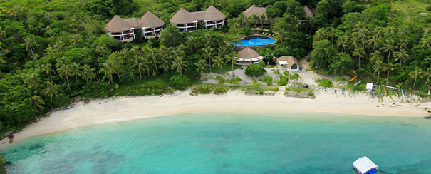 Amun Ini Beach Resort & Beach