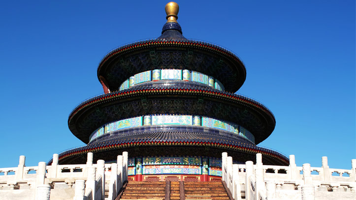 ascension temple du ciel beijing chine