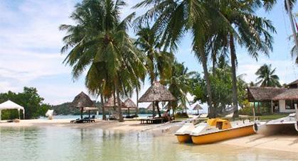 Badian Island Resort, Philippines