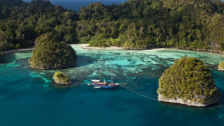 Baie raja indonesie