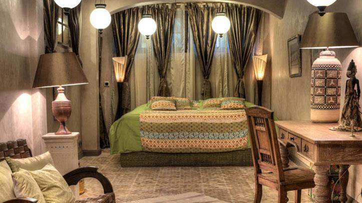 Balquisse Heritage Hotel chambre