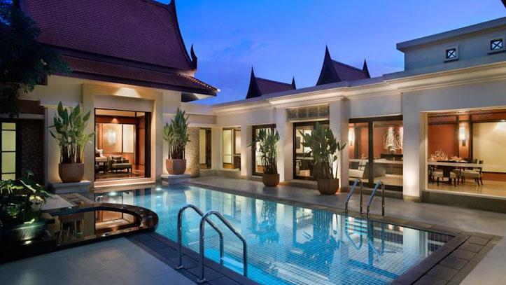Banyan Tree piscine