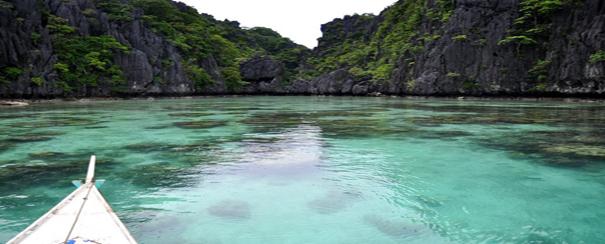 Canoe Palawan Philippines