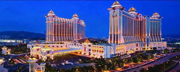 Casino de Macau le soir
