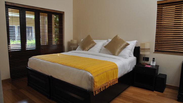 Chambre Casa de Goa