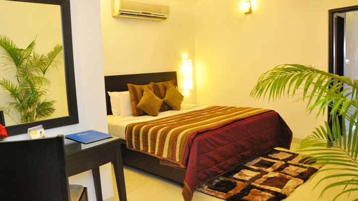 Chambre Baywatch Resort Goa inde