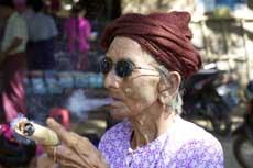 Cigare Birmanie