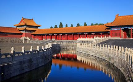 Cite-interdite Pékin