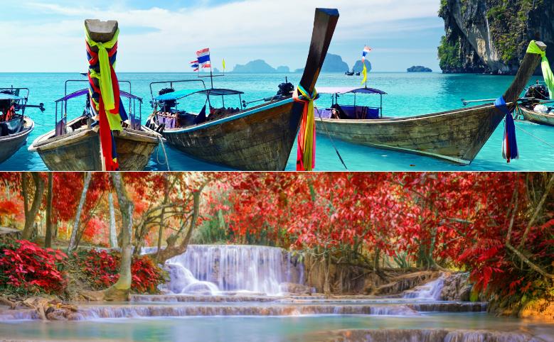 Combiné Thaïlande Laos