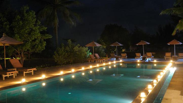 Desa dunia beda piscine