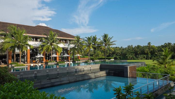 Hotel Alila Diwa Goa Inde