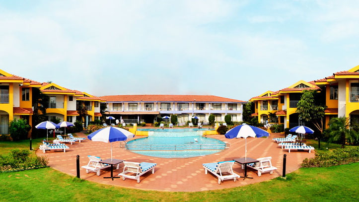 Baywatch Resort Goa Inde