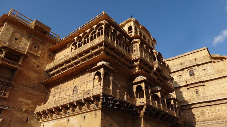 Fort de Jaisalmer Inde