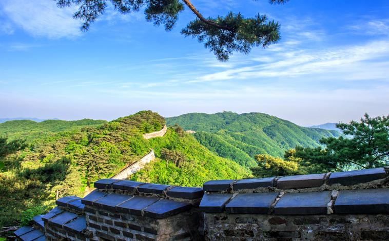 forteresse-Namhansanseong-coree-sud