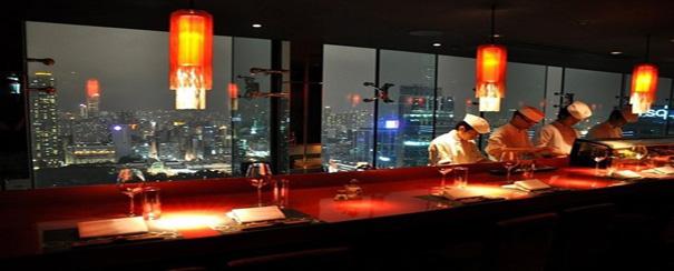 Restaurant gastro à Macau