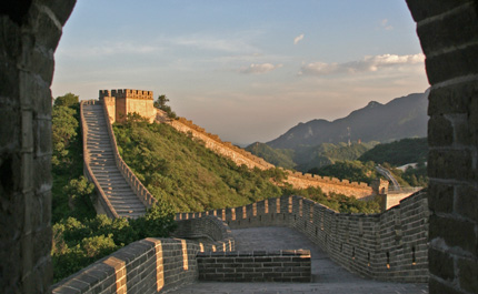 Grande muraille Chine Badaling