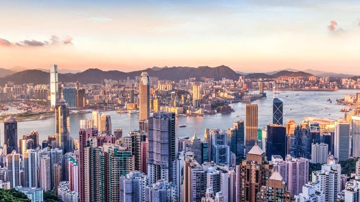Chine-Hong-Kong
