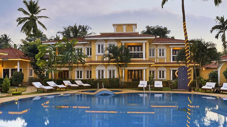 Hôtel Casa de Goa