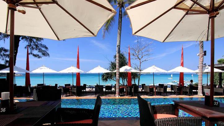 hotel kata beach