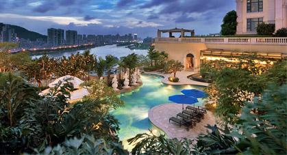Hotel Sofitel at Ponte 16 Macao