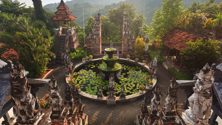 Indo temple