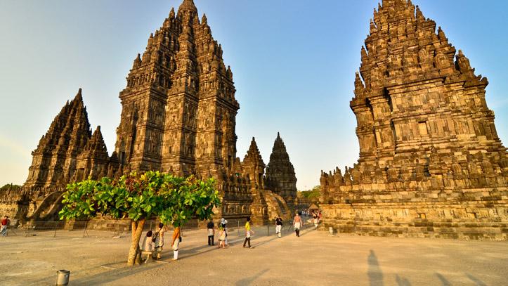 Indonésie Java Prombanan Liste