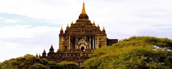 Temple Bagan Myanmar