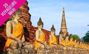 Bouddhas de pierre, Thailande