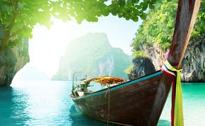 Koh Phi Phi Thailande liste
