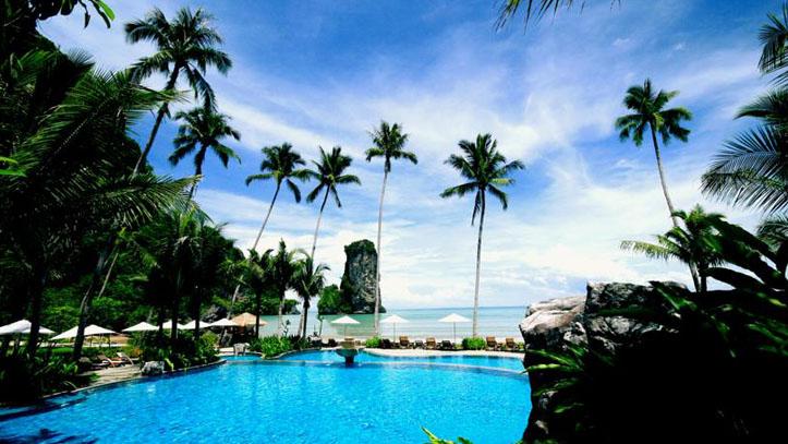 Krabi Centara Beach hotel