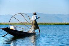 Pêcheur du lac Inle