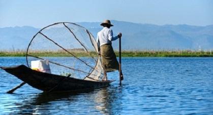 Birmanie ou Myanmar-Rangoon-Mandalay-Mingun-Amarapura-Sagaing-Bagan-Mont Popa-Meiktila-Kalaw-Pindaya-Lac Inle