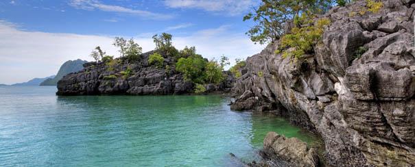 Archipel de reve de Langkawi
