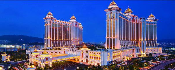 Casino Grand Lisboa à Macao