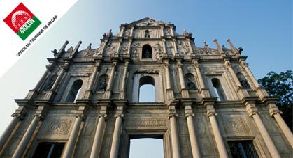 Eglise St Paul à Macao