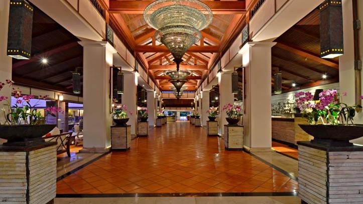 Marriott Hotel Phuket entrée