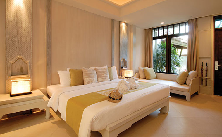 Chambre du melati beach resort