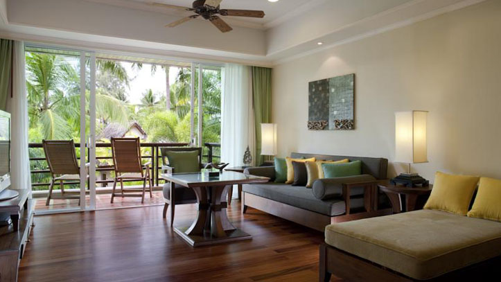 Le meridien Khao Lak chambre