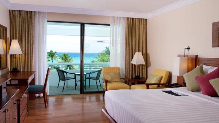Le meridien Phuket chambre