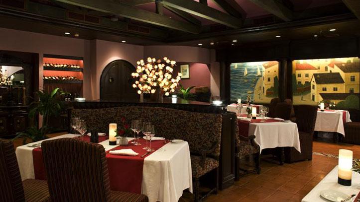 Le meridien Phuket restaurant