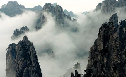 Les Montagnes Jaunes