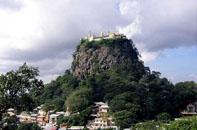 Mont Popa Myanmar
