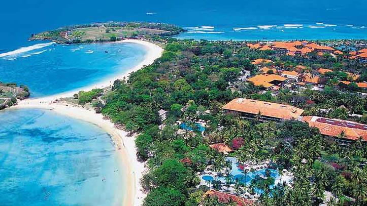 Nusa Dua Melia Bali liste